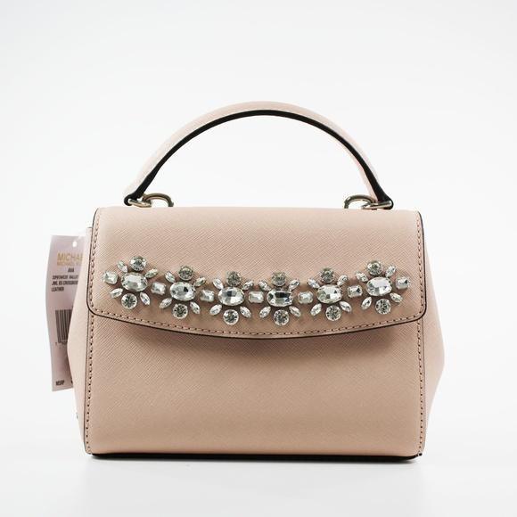 237a0c636efd77 Michael Kors Bags | Pink Ava Jewel Xs Extra Small Ballet | Poshmark